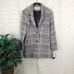 Sebby Collection Topper Coat XL NWT